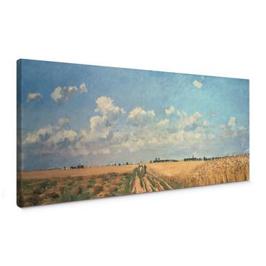 Leinwandbild Pissarro - Sommer