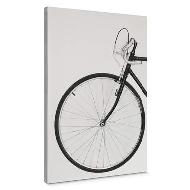 Leinwandbild Sisi & Seb - Das Fahrrad