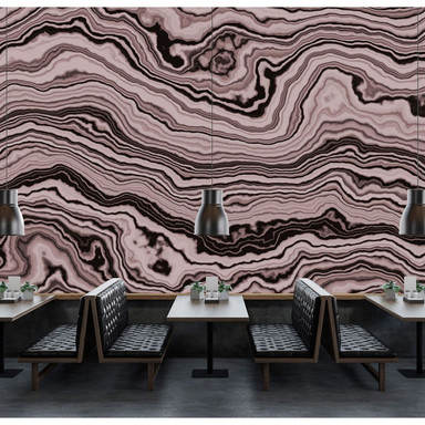 Livingwalls Fototapete Walls by Patel 2 onyx 3 - Bild 1