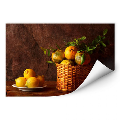 Wallprint Laercio - Farmers Lemons