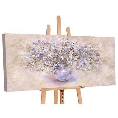 Acryl Gemälde handgemalt Stillleben 140x70cm - Bild 1