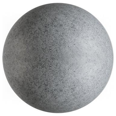 Leuchtkugel Granit 450mm E27 IP65