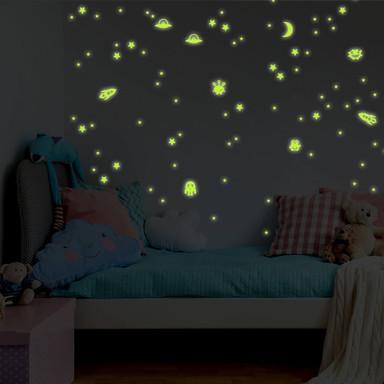 Leuchtsterne Weltraum-Set - Bild 1