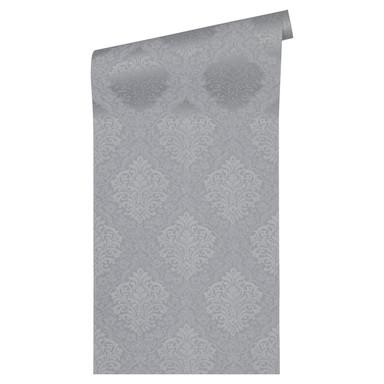 Architects Paper Vliestapete Alpha Ökotapete grau, metallic