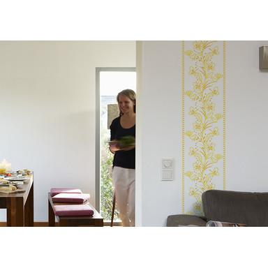 Dekopanele Livingwalls Dekopanel pop.up Panel Gelb, Orange, Weiss