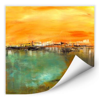 Wallprint Niksic - Am Wasser