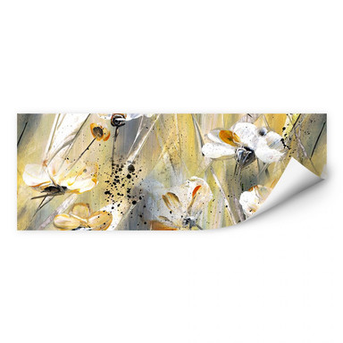Wallprint Niksic - Little Flower - Panorama