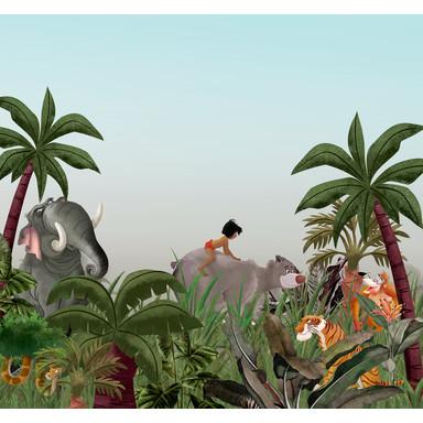 Fototapete Jungle Book