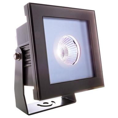 LED Strahler Power Spot COB III in Anthrazit 6W 5000K IP65