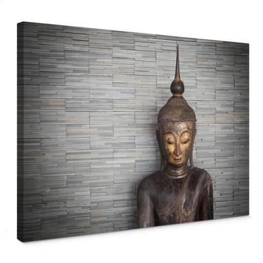 Leinwandbild Thailand Buddha