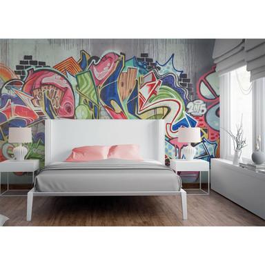 Livingwalls Fototapete Designwalls Graffiti Graffiti - Bild 1