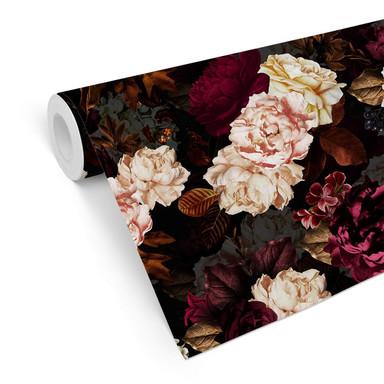 Mustertapete UN Designs - Blumenmeer