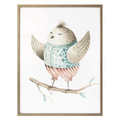 Poster Kvilis - Vögelchen 02