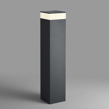 LED Wegeleuchte Crest in Graphit 12W 500lm