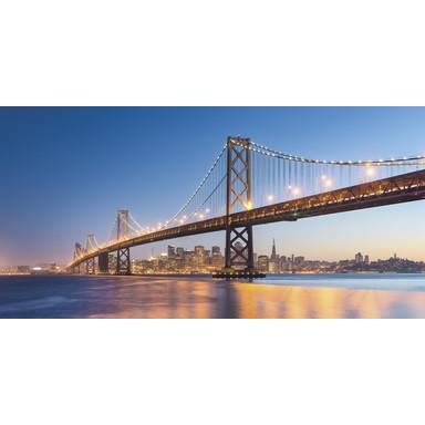 Fototapete Spectacular San Francisco