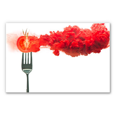 Hartschaumbild Belenko - Steamed Tomato