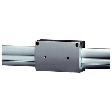 Längsverbinder für Easytec II, silbergrau - Bild 1