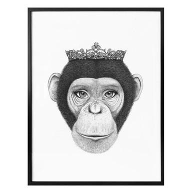 Poster Korenkova - The Queen Monkey