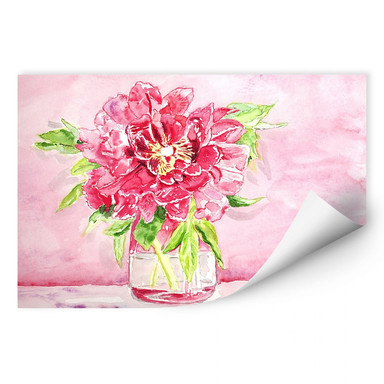 Wallprint Toetzke - Bouquet for Mavis