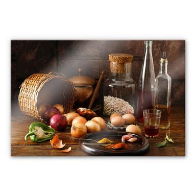 Acrylglasbild Laercio - Ungarische Küche