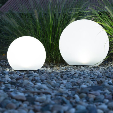 Solar LED Kugel Boule 250mm