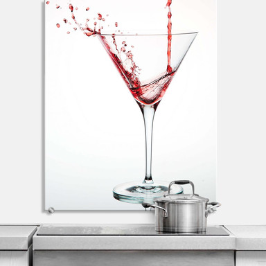 Spritzschutz Pabst - Cocktail - hochkant
