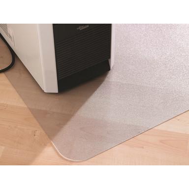 Computex anti-statik Bodenschutzmatte für Hartböden
