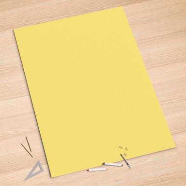 Folienbogen (100x150cm) - Gelb Light