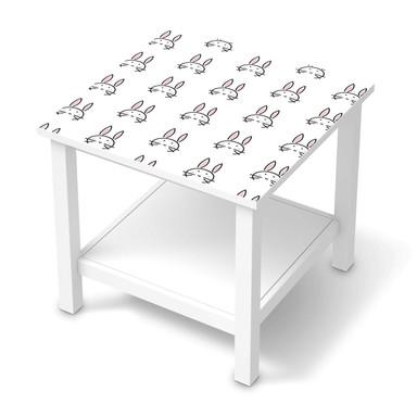 Möbel Klebefolie IKEA Hemnes Tisch 55x55cm - Hoppel- Bild 1