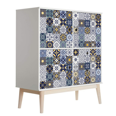 Möbelfolie Marokkanische Kacheln