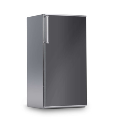 Kühlschrankfolie 60x120cm - Grau Dark- Bild 1