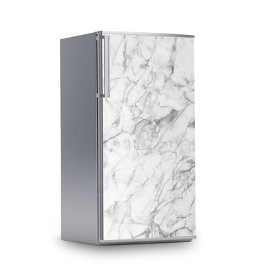 Kühlschrankfolie 60x120cm - Marmor weiss- Bild 1