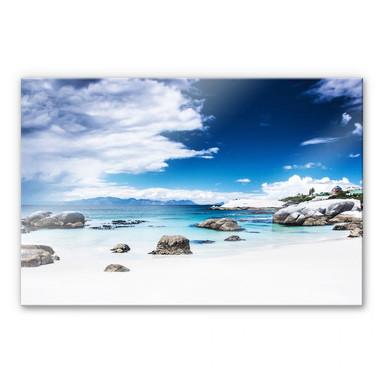 Acrylglasbild Western Cape