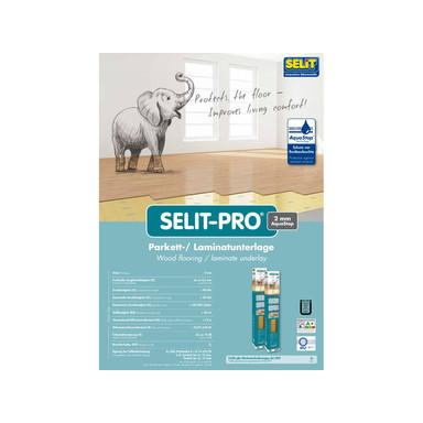 Selit Pro 2mm Aqua-Stop Rolle