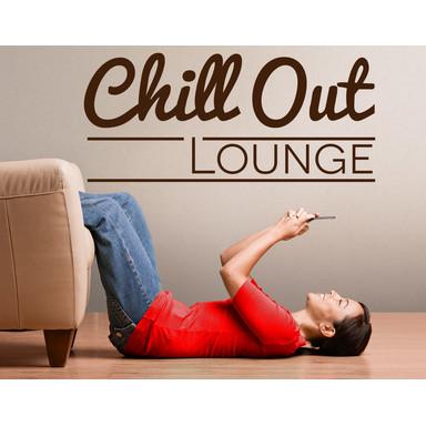 Wandtattoo Chill Out Lounge - Bild 1