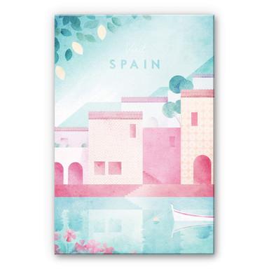 Acrylglasbild Rivers - Spanien