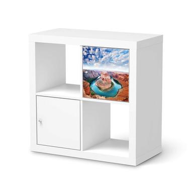 Klebefolie IKEA Expedit Regal Tür einzeln - Grand Canyon- Bild 1