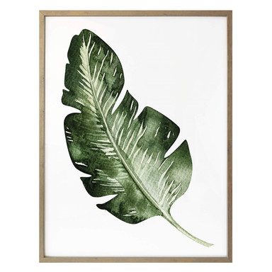 Poster Kvilis - Banana Leaf