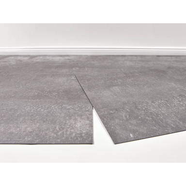 Vinyl-Designboden JOKA 555 | Grey Screed 5444