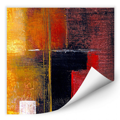 Wallprint Niksic - Moderne Kunst