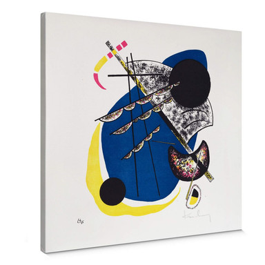 Leinwandbild Kandinsky - Kleine Welten 2