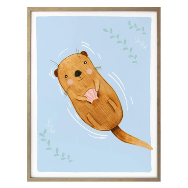 Poster Loske - Otter
