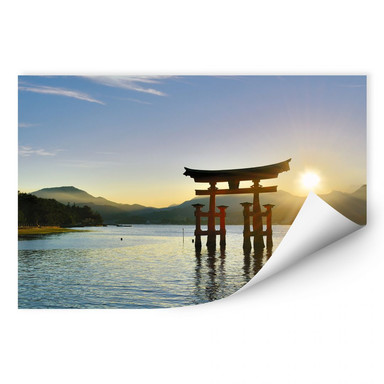 Wallprint Itsukushima Schrein