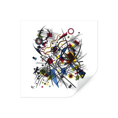 Wallprint Kandinsky - Lithographie fuer die Bauhausmappe