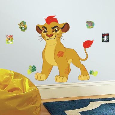 Wandsticker Die Garde der Löwen - Kion