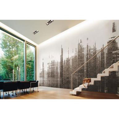 Architects Paper Fototapete Atelier 47 Skyline Artwork Stadt - Bild 1
