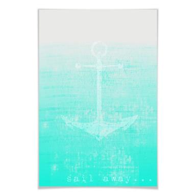 Poster Sail away
