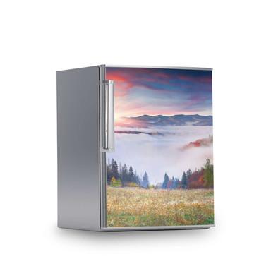 Kühlschrankfolie 60x80cm - Herbstwald- Bild 1