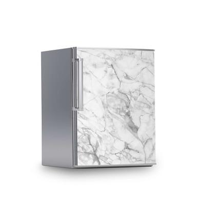 Kühlschrankfolie 60x80cm - Marmor weiss- Bild 1