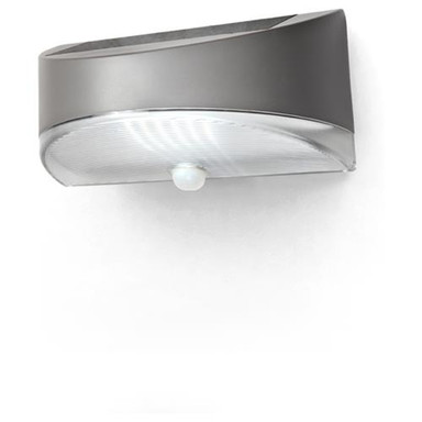 LED-Solar Wandleuchte BREAD